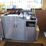 Anthony's Stainless Steel Cabinet