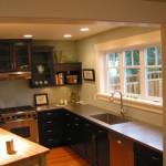 Countertop with Tile backsplash