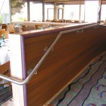 Long Handrail at Anthony's