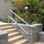 SS Flat Bar Handrail