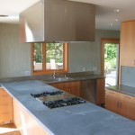 Square Stainless Steel Hood