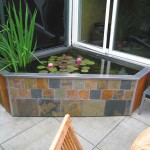 Stainless Steel Coy pond