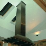 Stainless Steel Isand hood